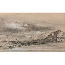 ALEXANDRE-GABRIEL DECAMPS (Paris 1803-Fontainebleau 1860)