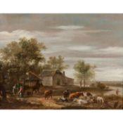 ATTRIBUÉ À ADRIAEN HENDRIKSZ VERBOOM (1627-1673)