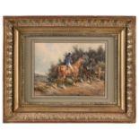 BERNARD ÉDOUARD SWEBACH (Paris 1800-Versailles 1870)