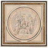 ATTRIBUÉ À ISRAËL SYLVESTRE (Nancy 1621-Paris 1691)