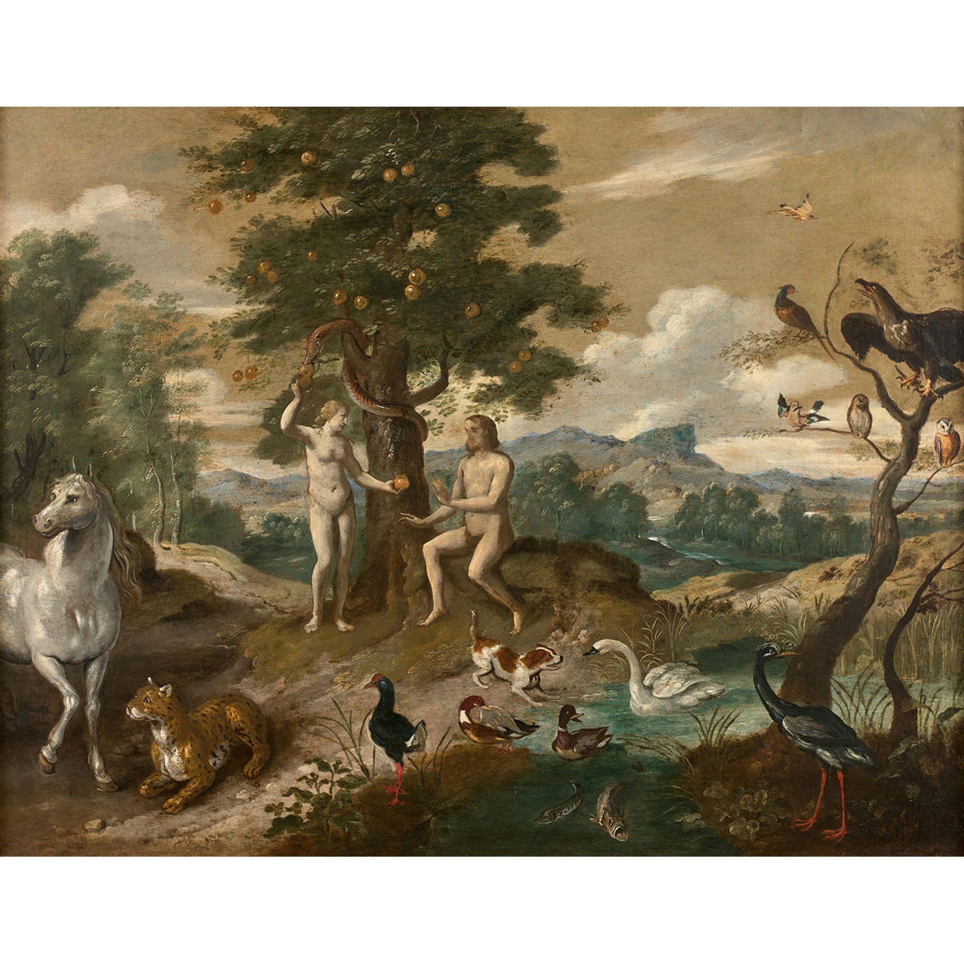 Jan BRUEGHEL II (Bruxelles 1601-Anvers 1678) - Bild 3 aus 3