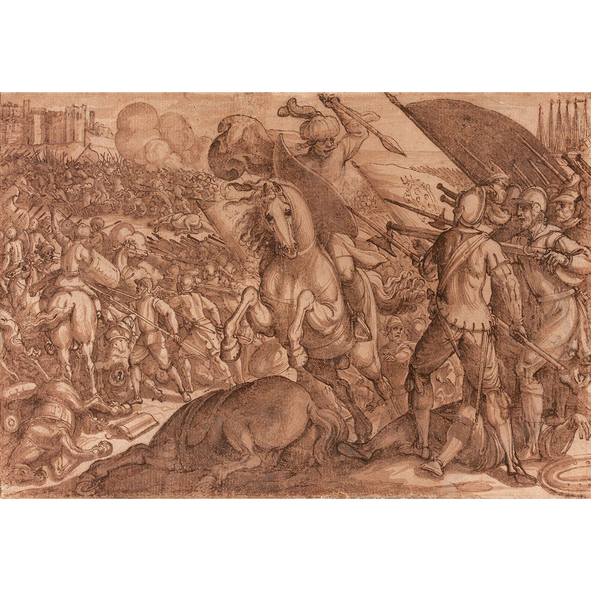 ANTONIO TEMPESTA (Florence 1555-Rome 1630)