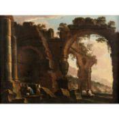 École vénitienne du XVIIIe siècle, entourage de Marco Ricci