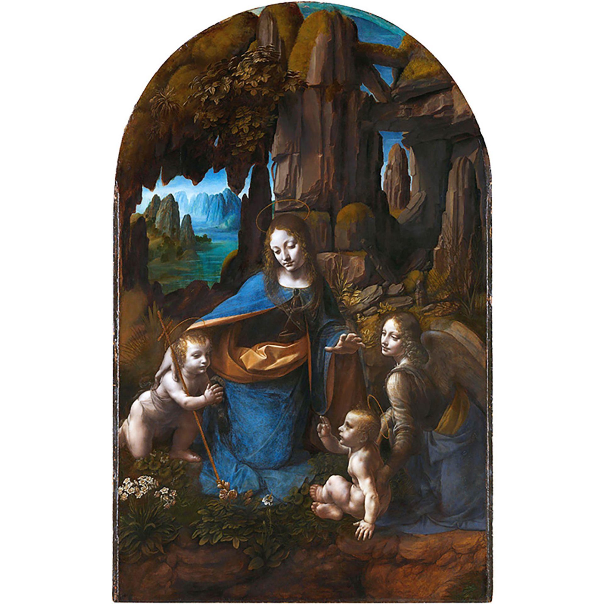 ÉCOLE FRANÇAISE VERS 1630, SUIVEUR DE Léonard de Vinci - Bild 3 aus 5