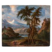 ÉCOLE FLAMANDE VERS 1650