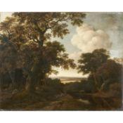 JORIS VAN DER HAGEN (Arnhem ? vers 1615-La Haye 1669)