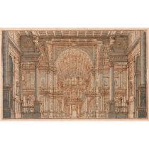 FERDINANDO GALLI DIT BIBIENA (1657-1743)