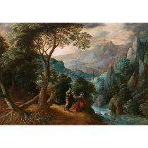 TOBIAS VERHAECHT (Anvers 1561-1631)
