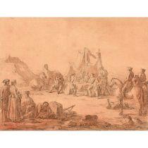 ATTRIBUÉ À JEAN-BAPTISTE LE PAON (v. 1736-1785)