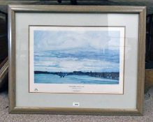 JAMES MORRISON, EDZELL GOLF CLUB FROM THE 12TH TEE, SIGNED No 40/100,