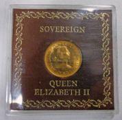 1968 ELIZABETH II SOVEREIGN,