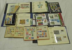 GOOD SELECTION OF VARIOUS COINS, STAMPS,