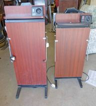 CORBY CLASSIC 5500 ELECTRIC CLOTHES PRESS HEIGHT 101CM AND CORBY ELECTRIC CLOTHES PRESS HEIGHT 95CM