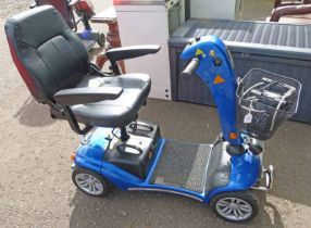 ABILITY PLUS MOBILITY SCOOTER