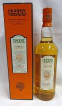 1 BOTTLE LAPHROAIG 14 YEAR OLD SINGLE MALT WHISKY, MURRAY MCDAVID BOTTLING, DISTILLED MARCH 1988,