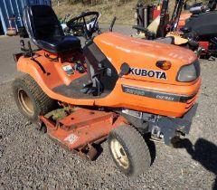 KUBOTA G2160 RIDE-ON LAWNMOWER (SP12 AHD) - PLUS VAT