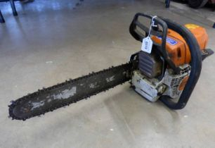 "STIHL 16"" MS362C CHAINSAW - PLUS VAT Condition Report: Sold as seen with no"