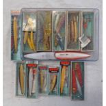 RAPALA LURES AND ABU LURES IN ONE BOX