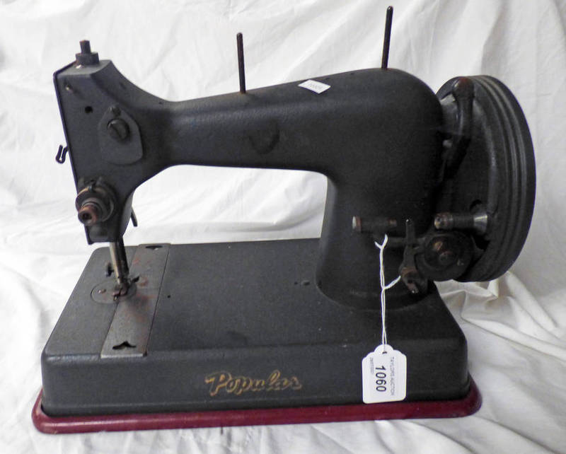 JONES POPULAR SEWING MACHINE