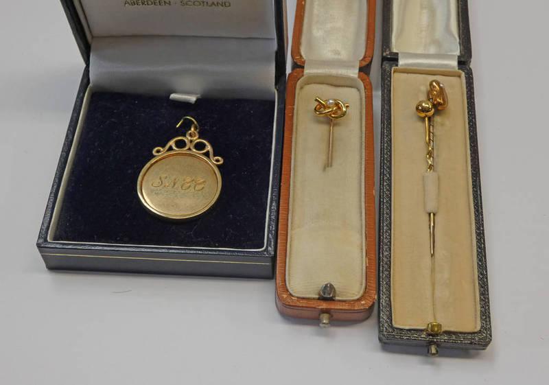 9CT GOLD MEDALLION SNCC 2002 - 4.