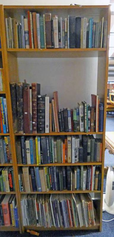 SELECTION OF VARIOUS BOOKS ON SCOTLAND , LITERATURE,