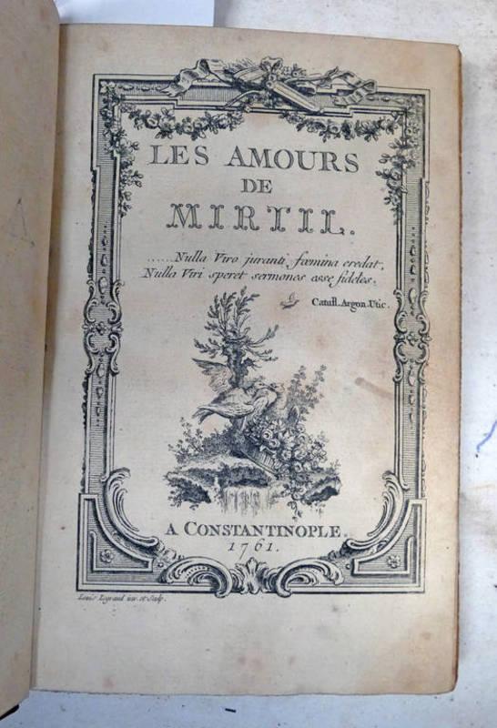 LES AMOURS DE MIRTIL,