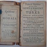 EPICTETUS HIS MORALS BY A DOCTOR OF PHYSICK,