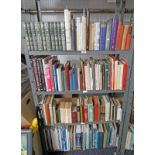 SELECTION OF VARIOUS BOOKS ON ART, GENERAL FICTION, SCOTLAND, ETC,