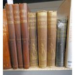 AFRICA AND ITS EXPLORATION AS TOLD BY ITS EXPLORERS IN 2 VOLUMES IN 3 DIVISIONS - 1891,