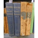 RECOLLECTIONS OF MARSHAL MACDONALD DUKE OF TARENTUM BY CAMILLE ROUSSET,