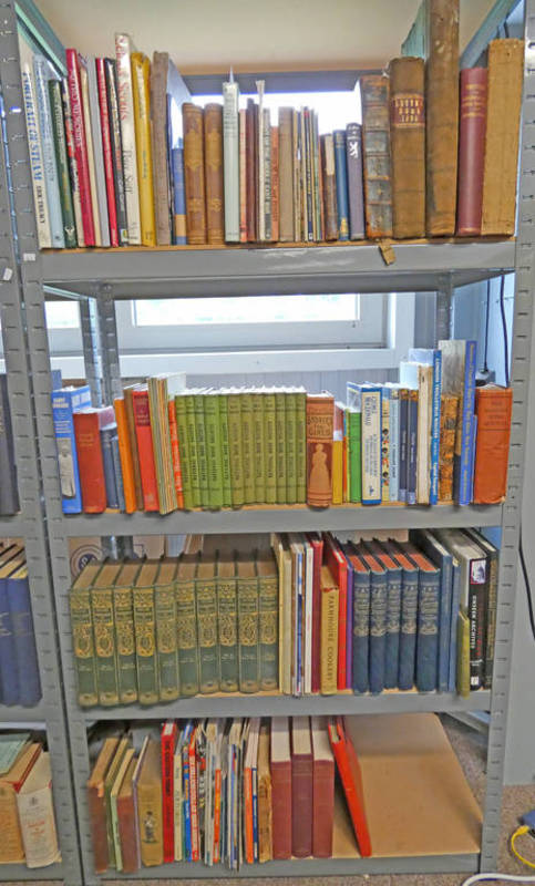 SELECTION OF VARIOUS BOOKS ON POETRY, SCOTLAND,