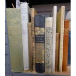 SESAME AND LILIES TWO LECTURES BY JOHN RUSKIN, FULLY LEATHER BOUND, ON VAN GELDER PAPER,