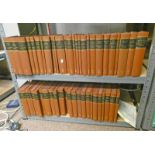48 VOLUME SET OF ANTHONY TROLLOPE FICTION TITLES PUBLISHED BY THE TROLLOPE SOCIETY INCLUDING CAN