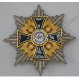 REPRODUCTION WW2 THE GERMAN ORDER AWARD