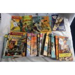 SELECTION OF COMMANDO COMICS FROM ISSUE 139