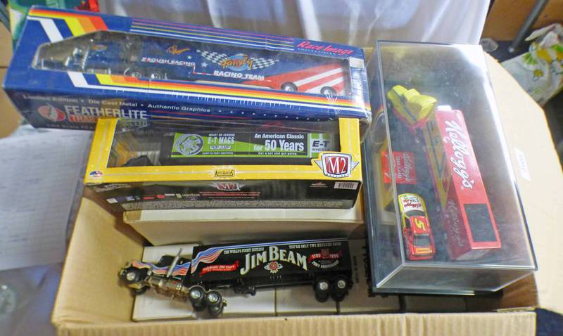 SELECTION OF MODEL VEHICLES FROM MATCHBOX,