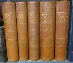 THE GUN AT HOME AND ABROAD, BRITISH GAME BIRDS AND WILDFOWL BY W. R.