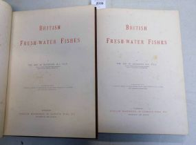 BRITISH FRESH-WATER FISHES BY REV. W.