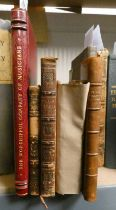 THE HISTORY OF LITTLE HENRY AND HIS BEARER BY MRS SHERWOOD, FULLY LEATHER BOUND - 1823,