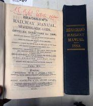 BRADSHAW'S RAILWAY MANUAL,