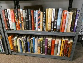 SELECTION OF VARIOUS SIGNED FIRST EDITIONS TO INCLUDE YELLOW DOG BY MARTIN AMIS - 2003,