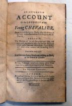 AN AUTHENTIC ACCOUNT OF THE CONDUCT OF THE YOUNG CHEVALIER,