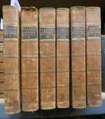 THE JOURNAL OF SCIENCE AND THE ARTS, VOLUMES 1, 2, 3, 8, 9 & 10,