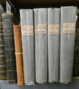 THE HISTORY OF SCOTLAND, TRANSLATED FROM THE LATIN OF GEORGE BUCHANAN BY JAMES AIKMAN,