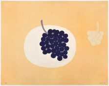 William Scott (1913-1989) ''Grapes'' Signed and dated (19)79, numbered 50/150, lithograph, 49.5cm by