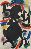 After Joan Miró (1893-1983) Spanish Lithograph VII, 1972 Signed and inscribed EA, lithograph, 48.5cm