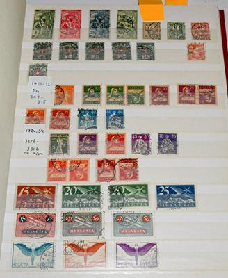 Europe in Three Cartons, many 1000s mint and used with hardly any duplication, main focus 20th - Image 5 of 6