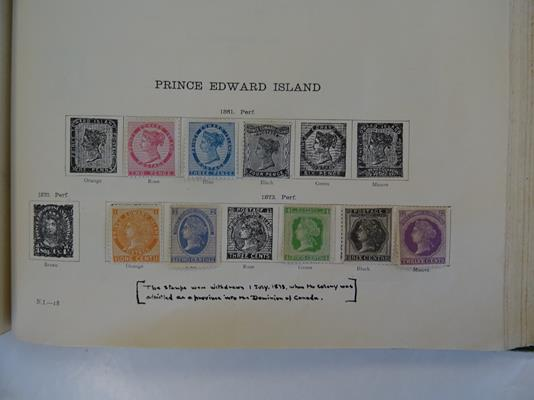 British Commonwealth, very pleasing mint and used collection housed in a New Ideal album for - Image 5 of 6