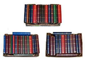 Large Worldwide Collection in fifty quality stock-books, with mainly all different cheaper used