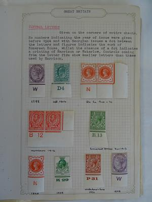 Great Britain, Commonwealth and Worldwide, vintage collection of great charm, offered intact as - Image 6 of 9